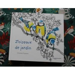Z'oiseaux de jardin -...