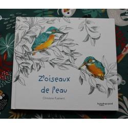 Z'oiseaux de l'eau -...
