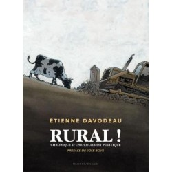 Rural ! - Etienne Davodeau