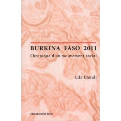 Burkina Faso 2011- Lila Chouli